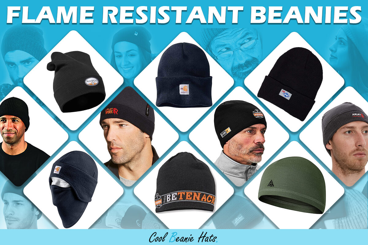 flame resistant beanies