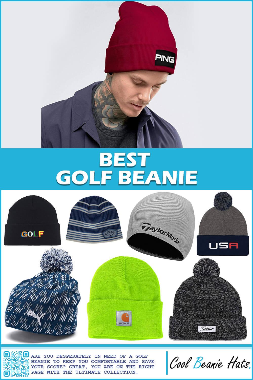 golf beanies