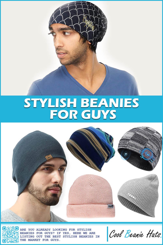 guys stylish beanies