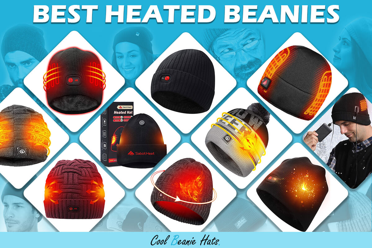 heated beanies