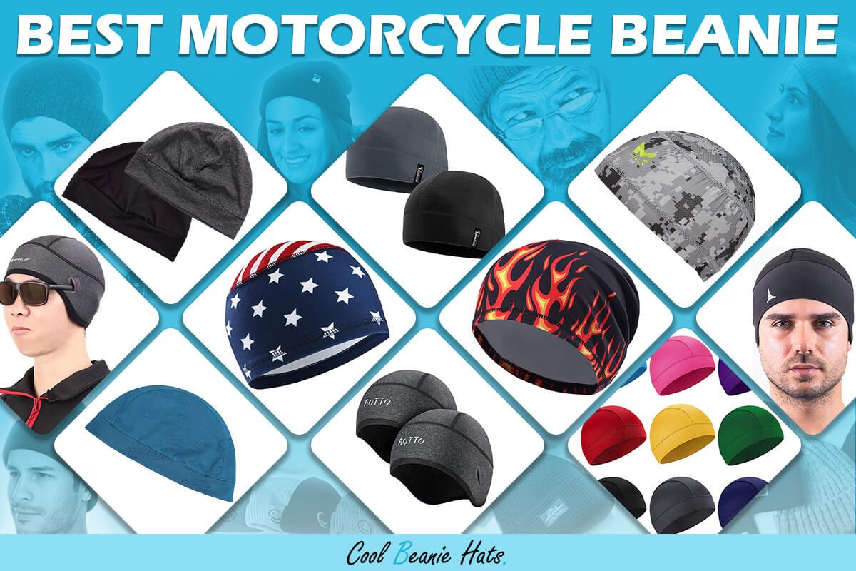 motorcycle beanies