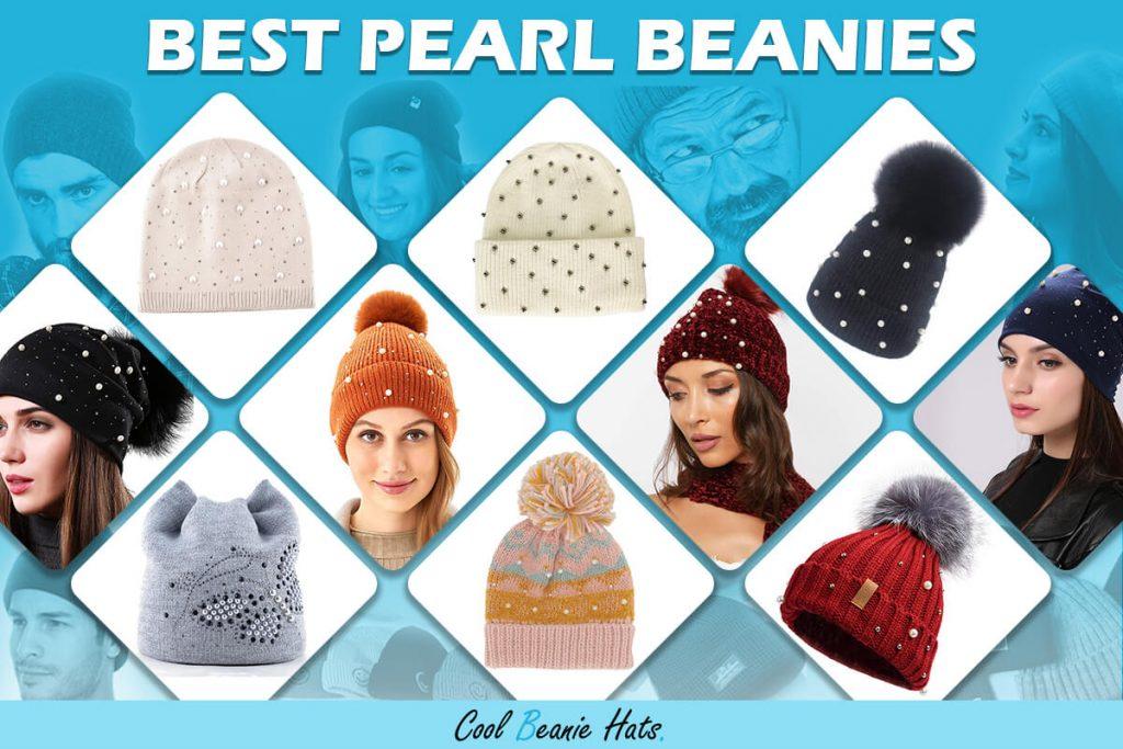 pearl beanies