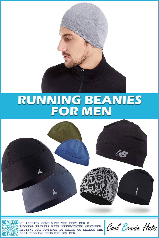 running beanies for men