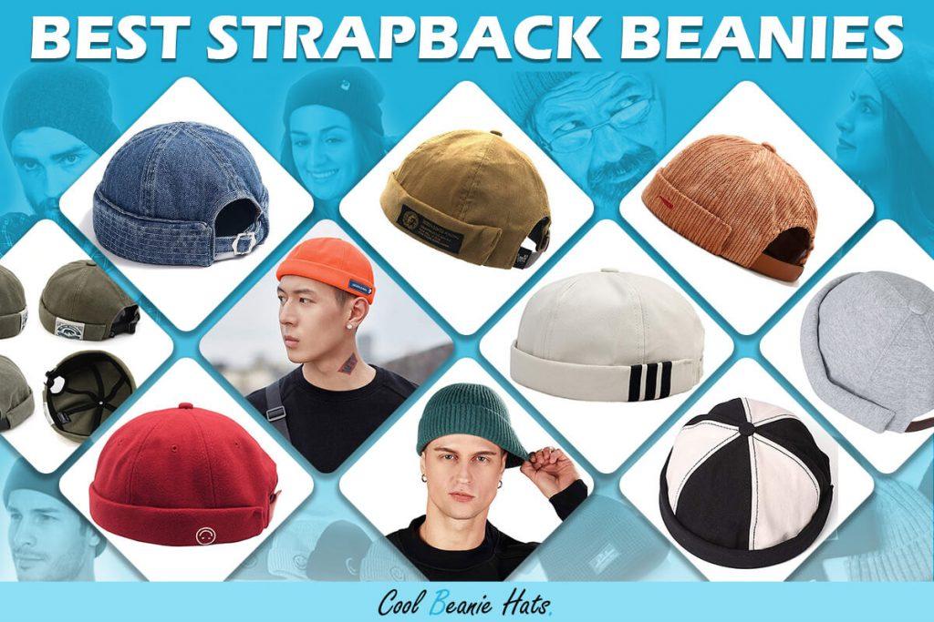 strapback beanies