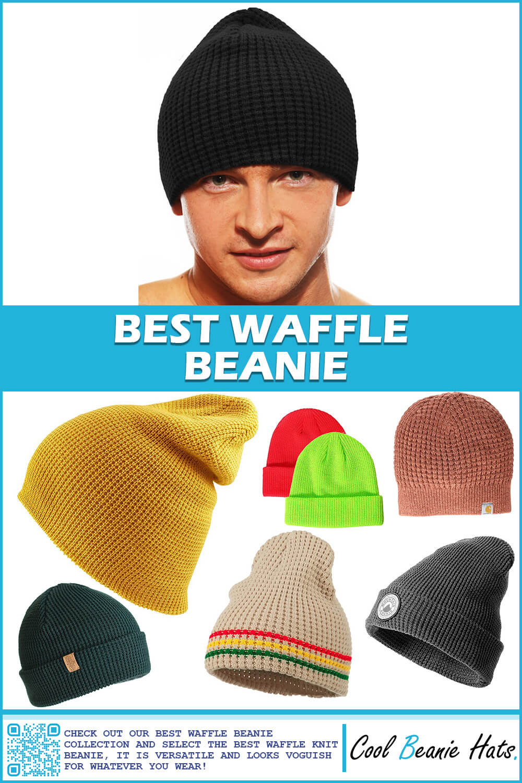 waffle beanie