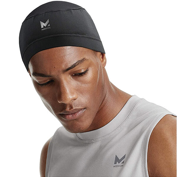 Cooling Skull Cap Beanie by Mission