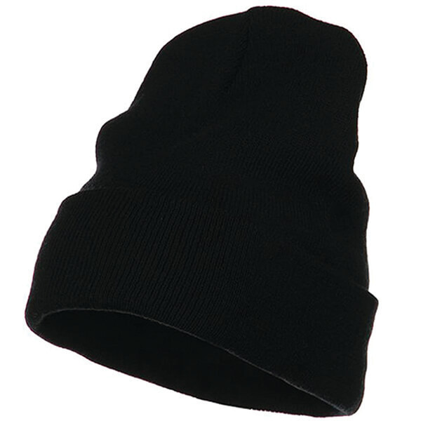 High Top Beanie for Larger Head Circumferences
