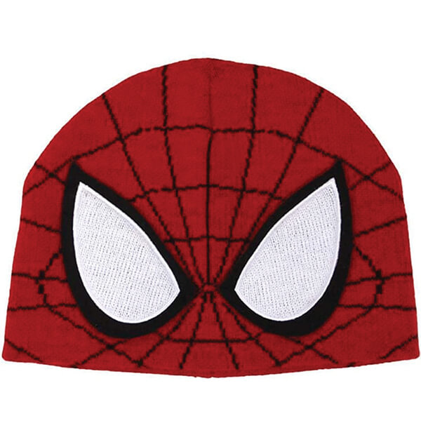 Unique Spidey Mask Beanie In One Size
