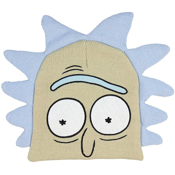 Unique Warm Rick And Morty Beanie