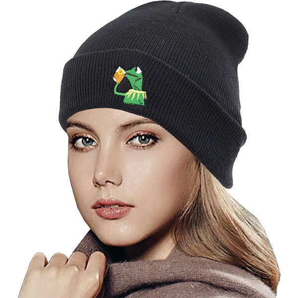 100% cotton, Skin Friendly Beanie for Adults