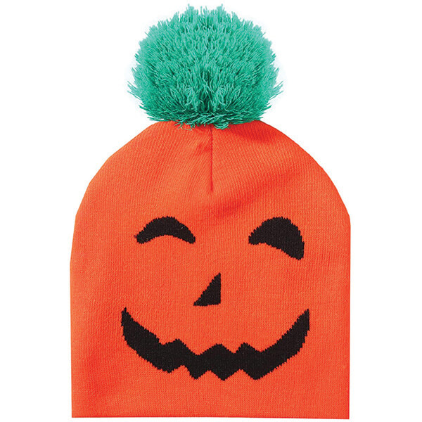 Jack O Lantern Halloween Beanie at Affordable Price