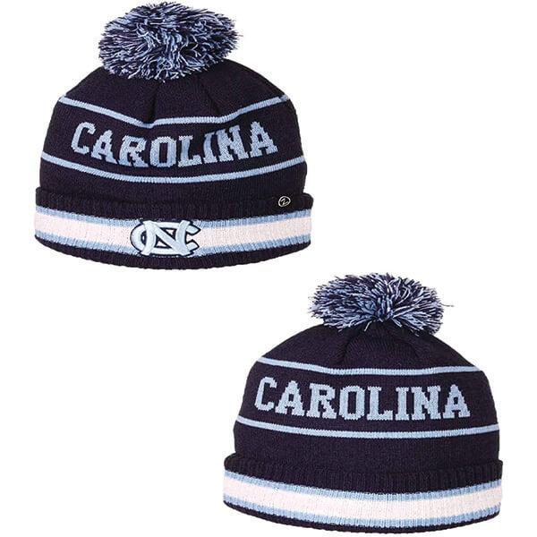 North Carolina Tar Heels Soft Fleece Lined Beanie