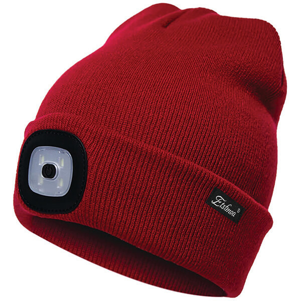 Rechargeable Light Up Beanie for All Activities
