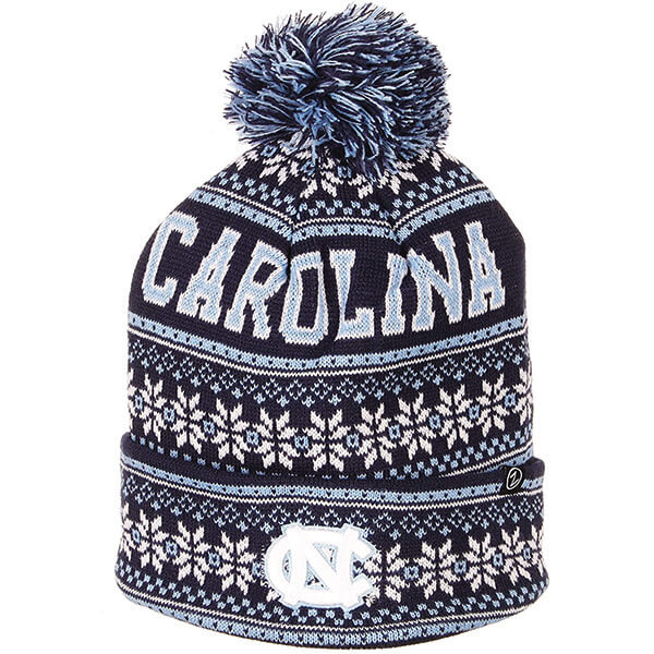 Zephyr North Carolina Knit Beanie