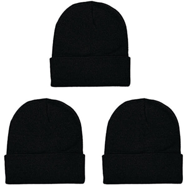 Combo High Top Beanies for Your Family
