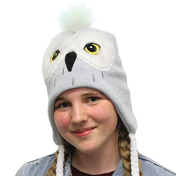 Cute Harry Potter Owl Halloween Beanie