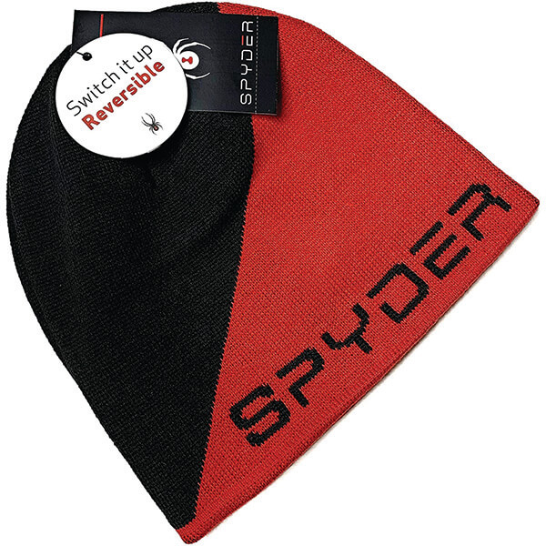 Double Layered Spider Reversible Beanie