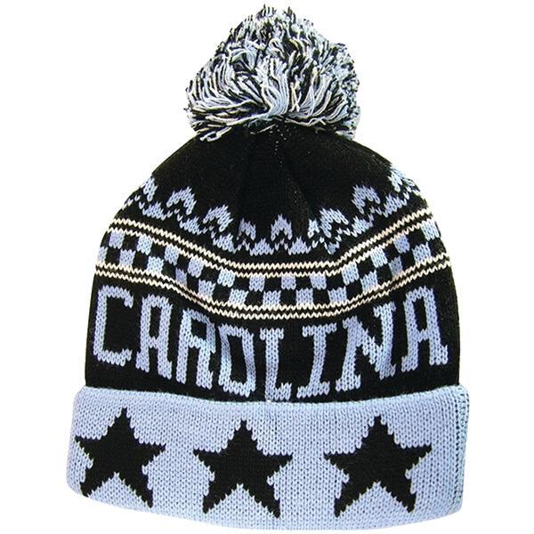 North Carolina Adult Size Winter Beanie