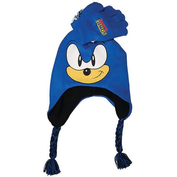 One size Stylish Sonics Beanie With Tassels