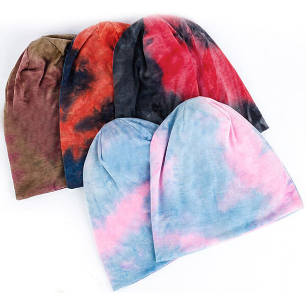 Cotton Polyester Sweat Free Beanie for All Seasons
