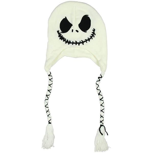 Spooky Jack Skellington Beanie for Halloween