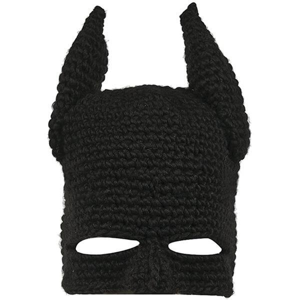 Batman Halloween beanie for Costume Play