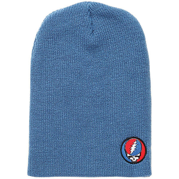 Knitted Slouchy Grateful Dead Beanie
