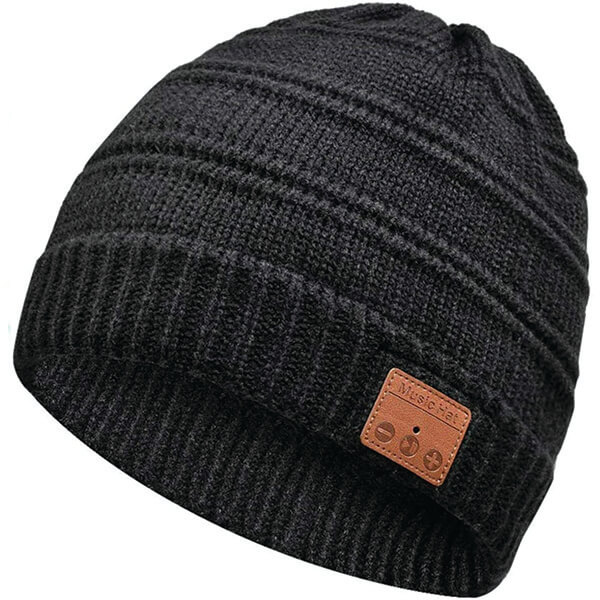 Acrylic Bluetooth Beanie for Music Lovers