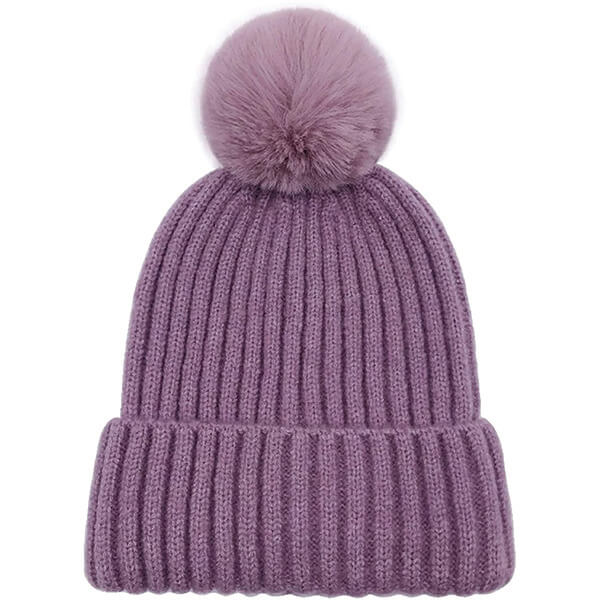 Beanies With Ball on Top at Affordable Prices