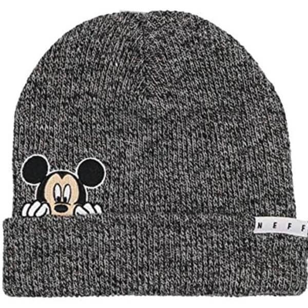 NEFF Mickey Mouse Peeking Beanie