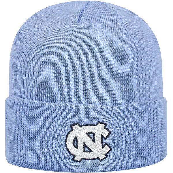 North Carolina Cuffed Knit Beanie