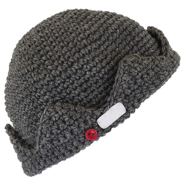 Warm Crown Beanies for Larger Head Sizes