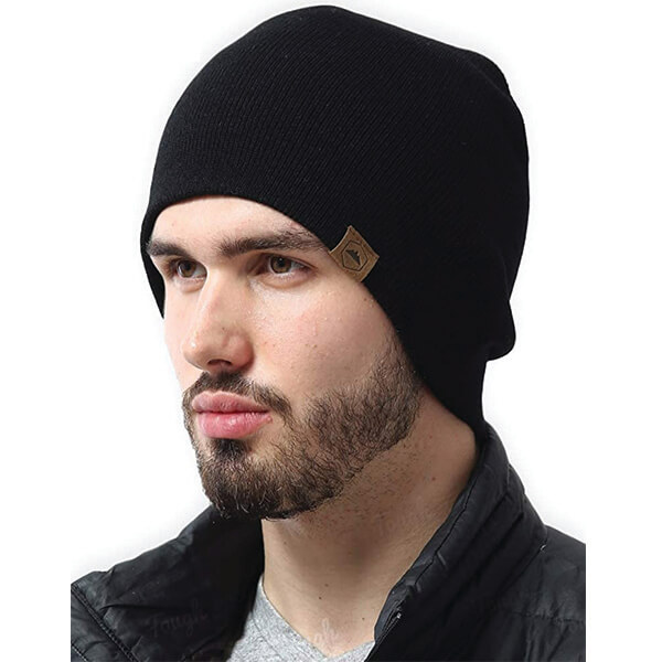Knit Beanie for Men and Women