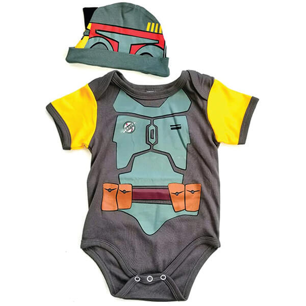 100% Cotton SweatFree Costume with Beanie for 6-12 months