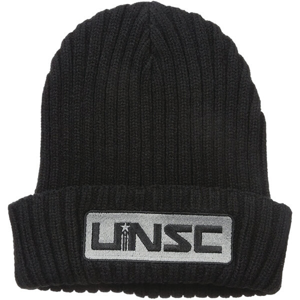 Stain Resistant UNSC Patch Beanie