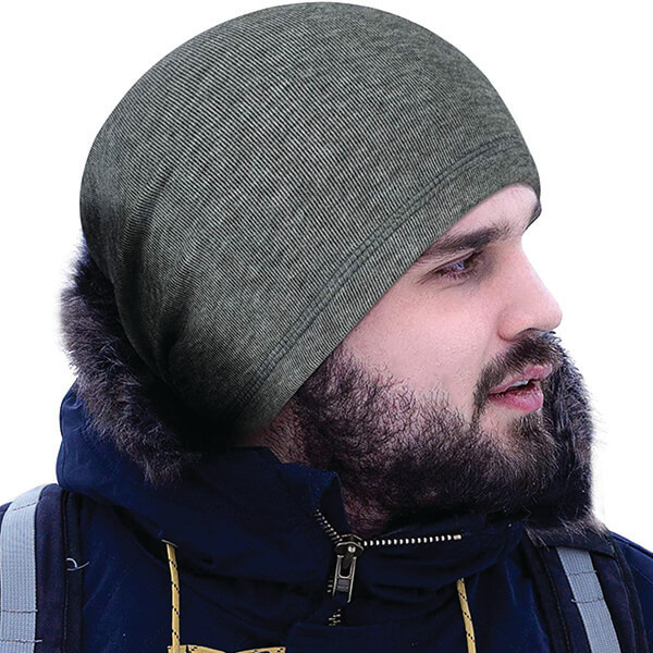Thin Lightweight Cycling Beanie Suitable for All Helmets