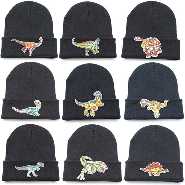 Casual style Dinosaur Beanies at Very Low Price