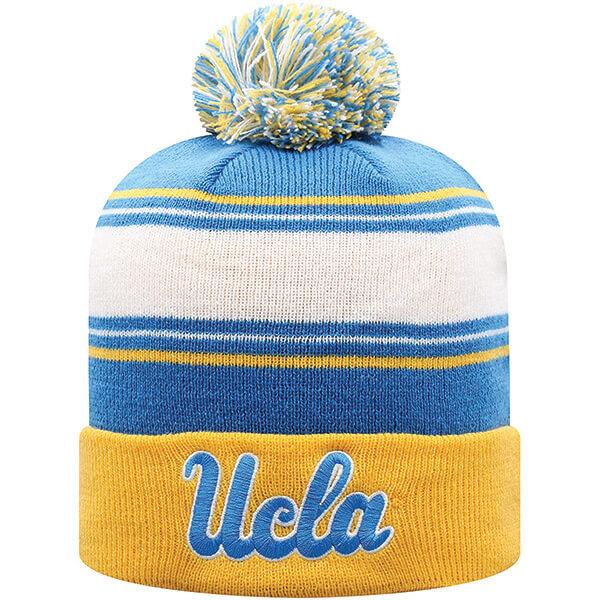 Men's UCLA Bruins Cuffed Pom-pom Beanie