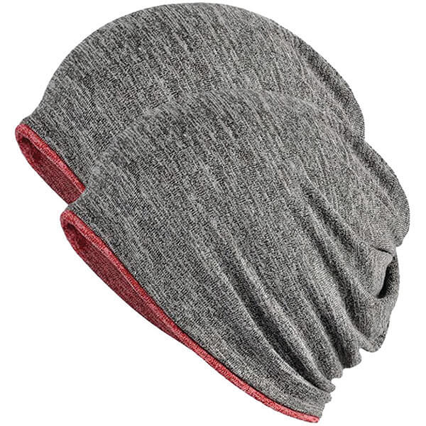 Multifunctional Reversible Combo Cycling Beanies at Low Prices
