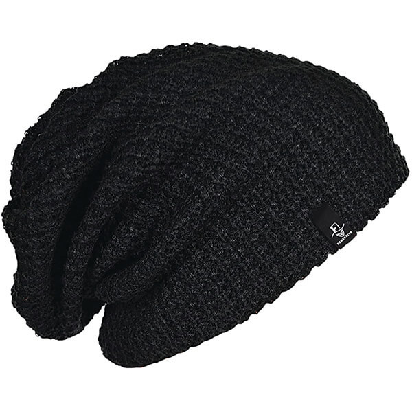 Stylish Slouchy Plain Beanie in 3 Colors