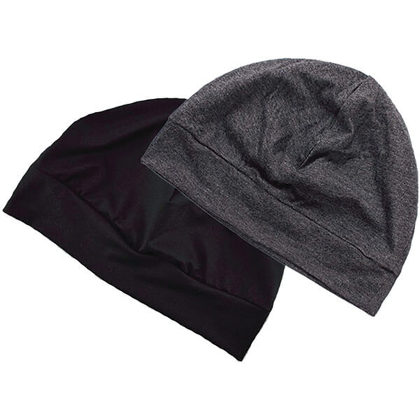Cotton Combo Cycling Beanies for All Seasons