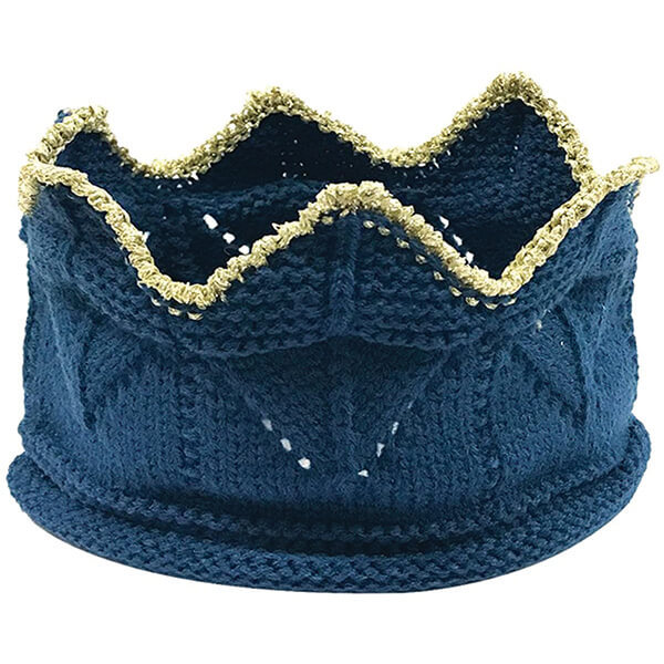 Beautiful Crocheted Beanie for Children Below 3 Years