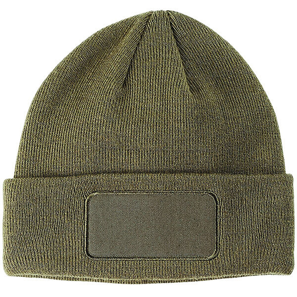 Easy to Maintain Olive Green Beanie