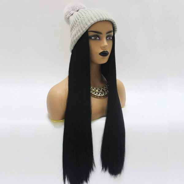 Heat Resistant Fabrics Wig Beanie