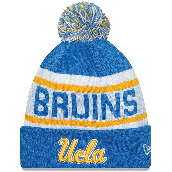 New Era Brand UCLA Bruins Winter Beanie