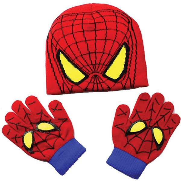 Spiderman Beanie at Affordable Price for Three to Eight Years