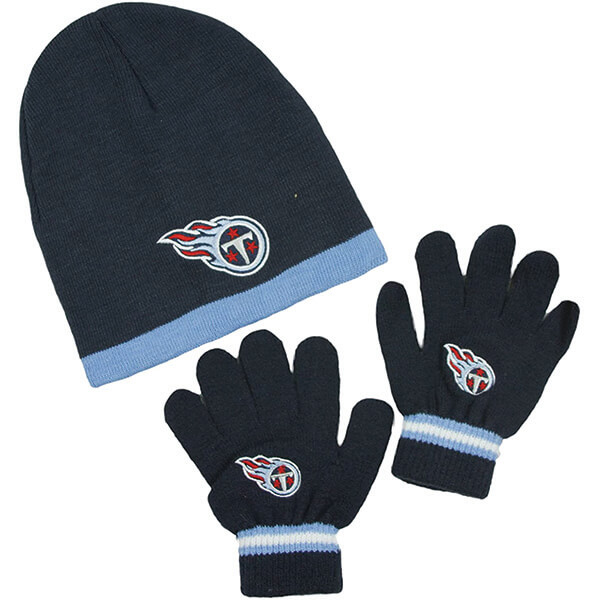 Tennessee Titans Sport Knit Beanie for Your Kid
