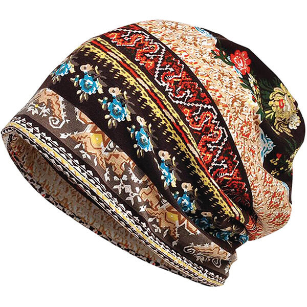 Vintage Style Slouch Beanie