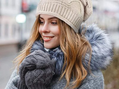 2 Combo Pack Slouchy Beanie For Women and Men