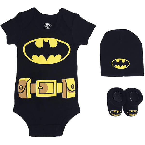 3 Pcs Baby Shower Gift Costume Beanie With Shoes